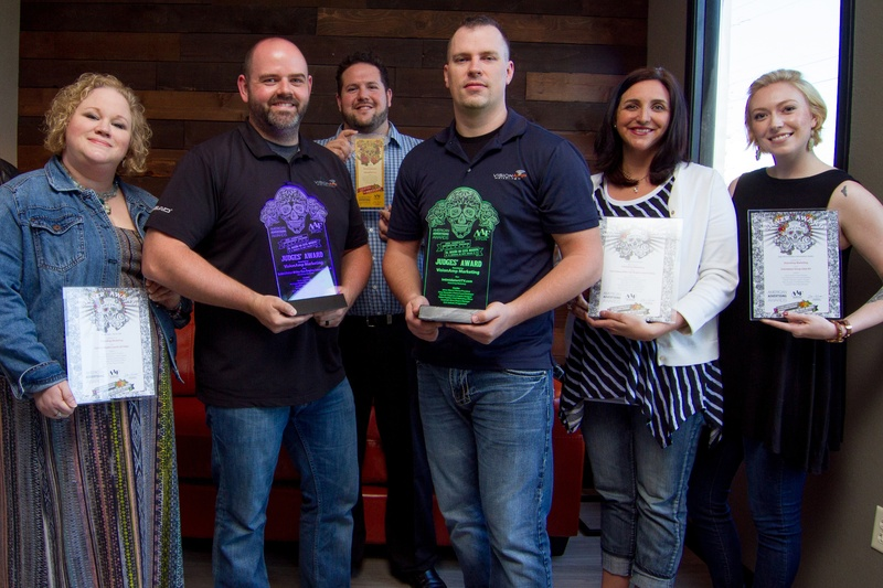VISIONAMP MARKETING WINS SIX AAF REGIONAL AWARDS