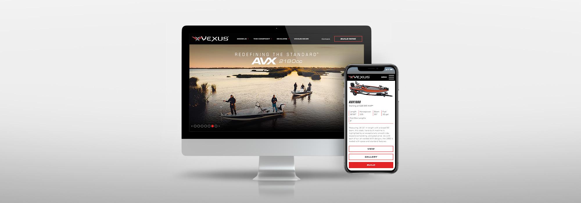 Vexus Boats