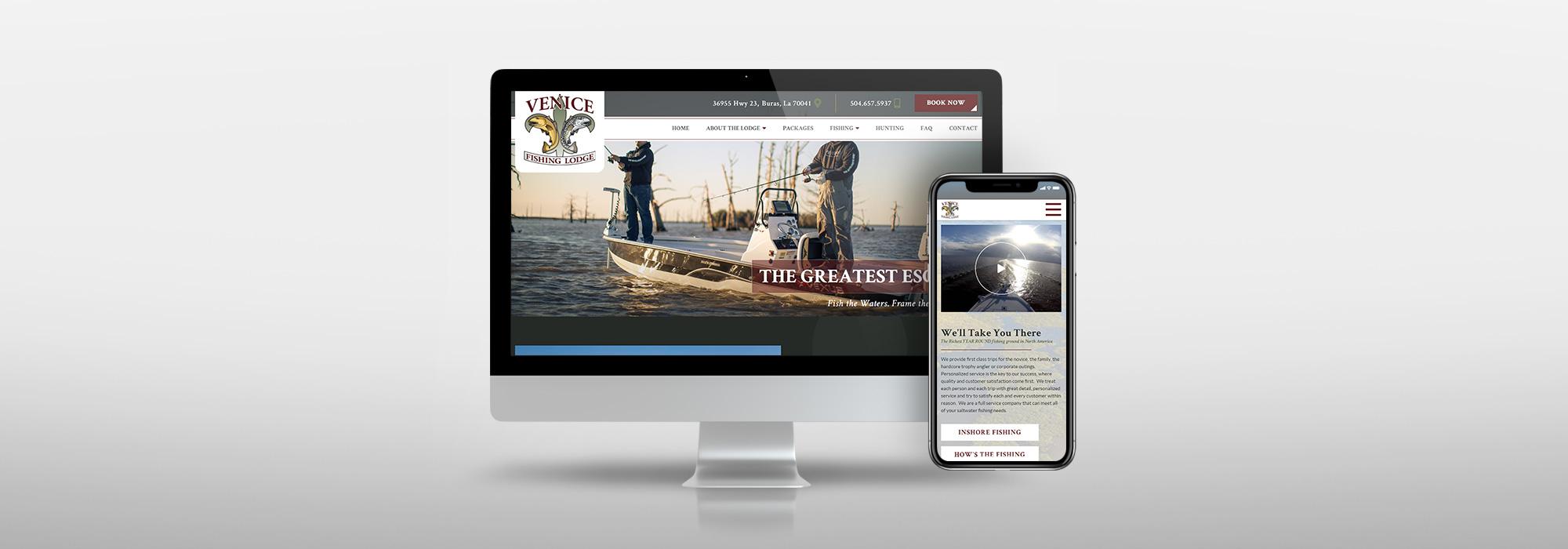 Venice Fishing Lodge